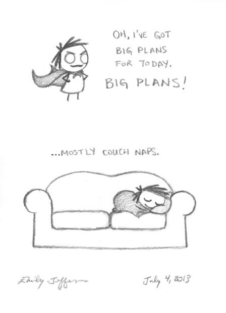 Big Plans - July 5, 2013